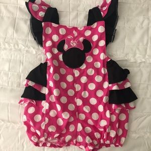 Other - Custom Minnie Mouse Romper - 2T
